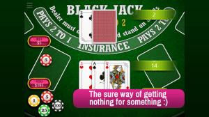Android BlackJack Vegas 21 Screen 2