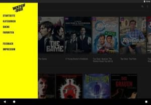 Android Clipfish: Filme, Serien, Anime Screen 6