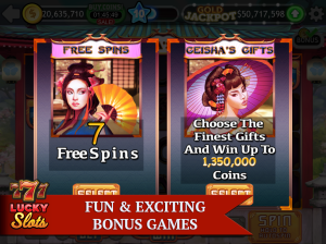 Android Lucky Slots - Free Casino Game Screen 4