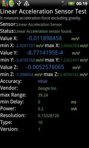 Android Doms Diagnostic Tools Screen 4