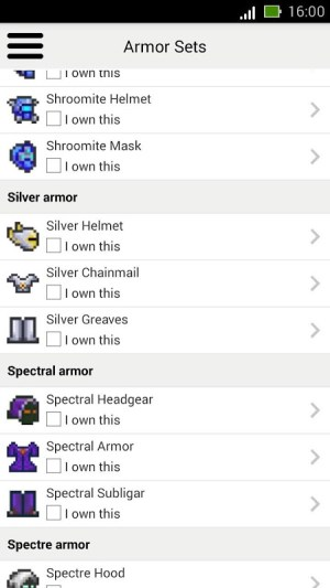Android Guide  for Terraria Screen 4