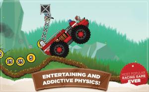 Android Hill Climb Racing Screen 2