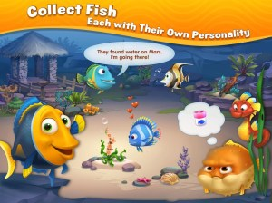 Android Fishdom Screen 4