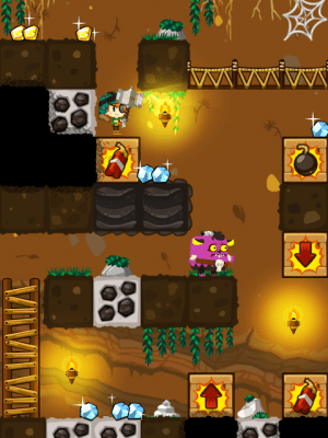Android Pocket Mine 3 Screen 9