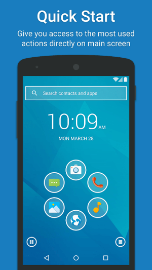 Android Smart Launcher Pro 3 Screen 1