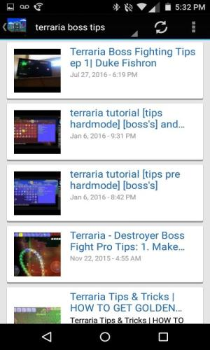 Android Play Guide for Terraria Screen 3