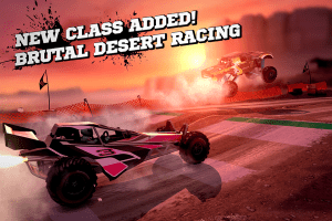 Android MMX Racing Screen 6