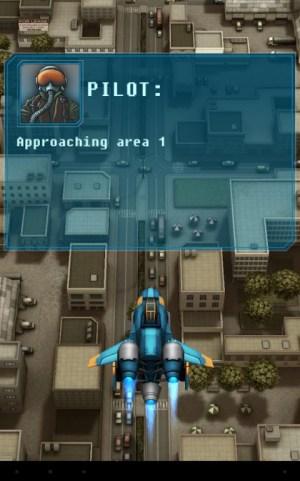 Android FullBlast Screen 1