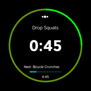 Android Workout Trainer: fitness coach Screen 18