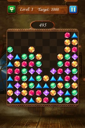 Android Magic Gems Screen 2