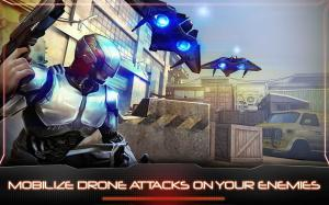 Android RoboCop™ Screen 3
