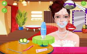 Android Make Up Salon! Screen 2