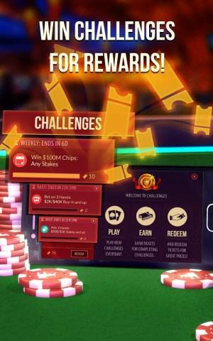 Android Zynga Poker Screen 5