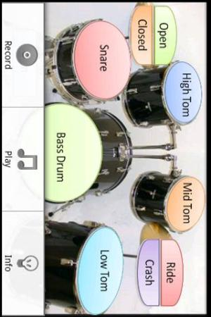 Android Drums Screen 3