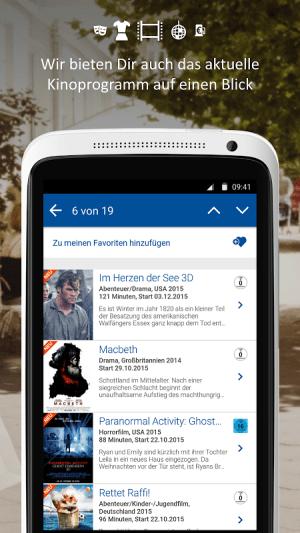 Android Das Örtliche Telefonbuch & Auskunft in Deutschland Screen 10