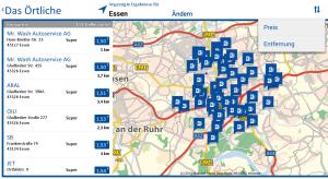 Android Das Örtliche Telefonbuch & Auskunft in Deutschland Screen 6