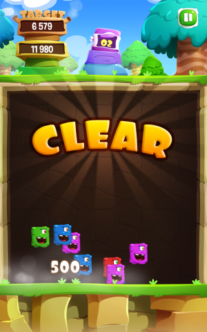 Android Pop Monster Dash Screen 17