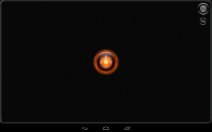 Android Torch - Tiny Flashlight ® Screen 1