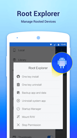Android ES File Explorer/Manager PRO Screen 21