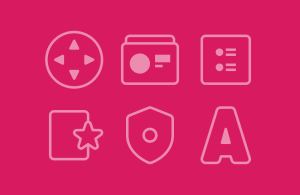 Android TwoPixel Light - Icon Pack Screen 4