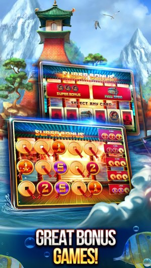 Android Slot Machines - Free Slots™ Screen 3