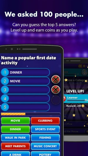 Android Family Fortunes Screen 11