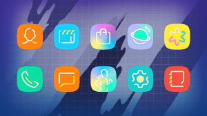 Android Ultra Icon Pack Screen 18