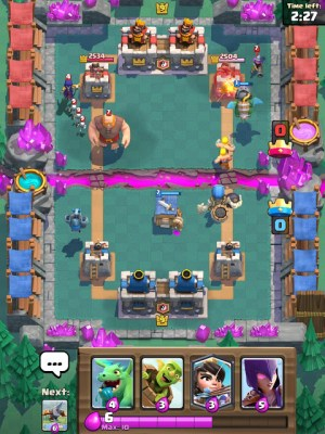 Android Clash Royale Screen 11