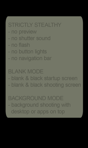 Android Mobile Background Camera Screen 2