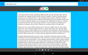 Android Lightning Web Browser + Screen 3