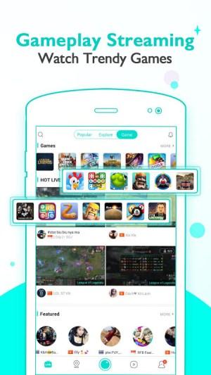 Android BIGO LIVE - Live Stream Screen 5