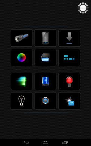 Android Torch - Tiny Flashlight ® Screen 10