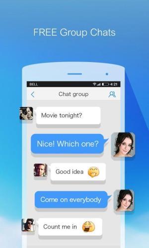 Android Bigo:Free Phone Call&Messenger Screen 2