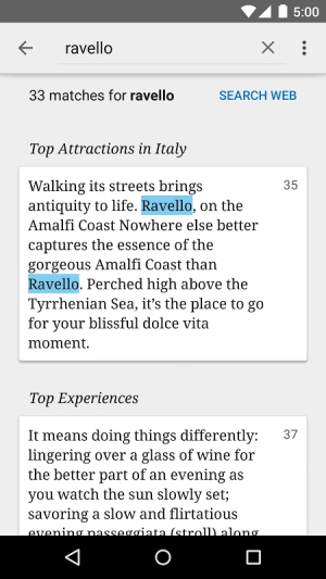 Android Google Play Books Screen 4