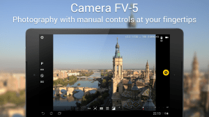 Android Camera FV-5 Lite Screen 2