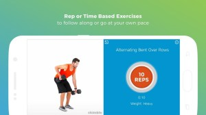 Android Workout Trainer: fitness coach Screen 7
