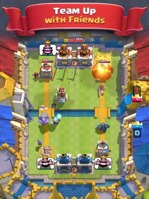 Android Clash Royale Screen 12
