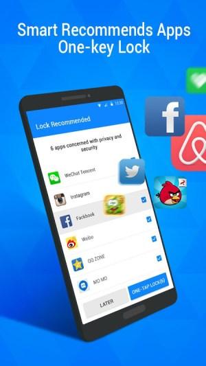 Android DU Antivirus Security - Applock & Privacy Guard Screen 3