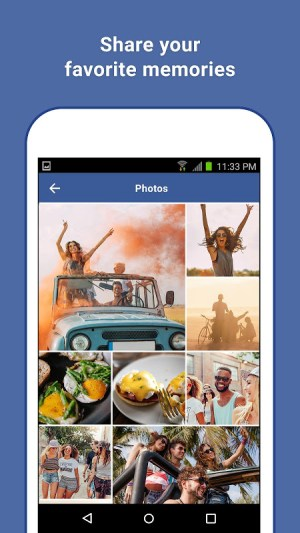 Android Facebook Lite Screen 3