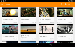 Android VLC for Android Screen 4