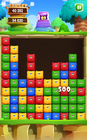 Android Pop Monster Dash Screen 16