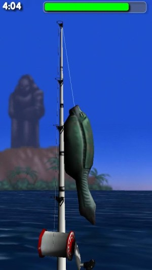 Android Big Dino Fishing 3D Screen 6