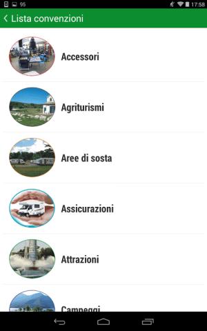 Android Camperlife, camperstops, Screen 5