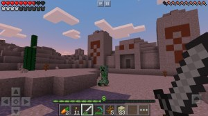 Android Minecraft: Pocket Edition Screen 8