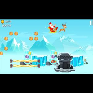 Android Flying Santa Claus Screen 5