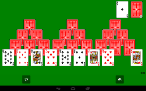 Android Solitaire Screen 12