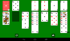 Android Solitaire Screen 18