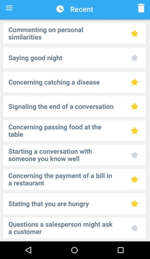 Android Conversational American Eng Screen 4