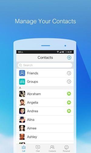 Android Bigo:Free Phone Call&Messenger Screen 4