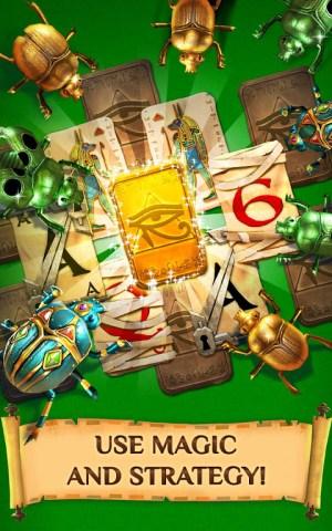 Android Pyramid Solitaire Saga Screen 10